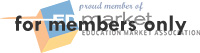 Proud Member of Education Market Association Logo