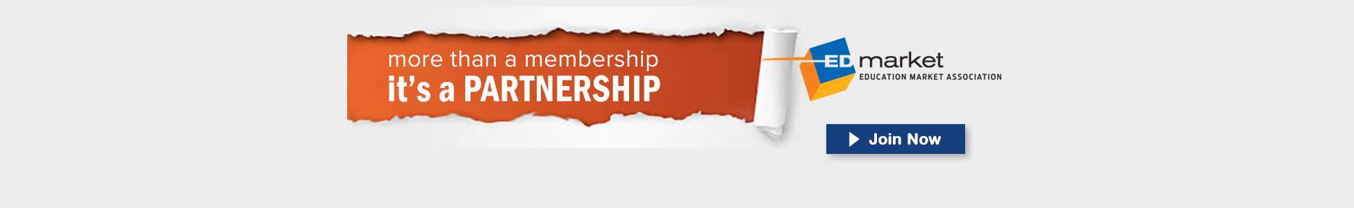 Become an EDmarket member - Renew Your Membership