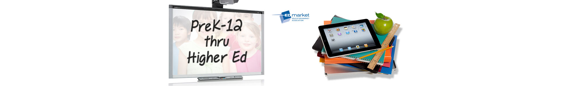 Welcome to the Education Market Association
