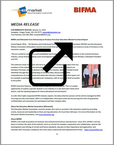 Education Market Association | BIFMA/EDmarket Quarterly Report
