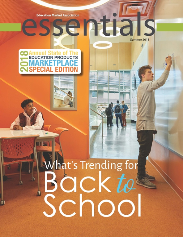 View EDmarket's Essentials Magazine